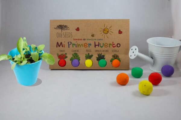 regalo niños ecologico