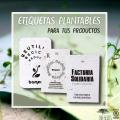 Etiquetas Plantables para tus Productos